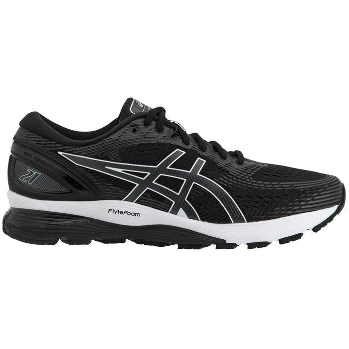 Zapatillas-Asics-GEL-Nimbus-21---Masculino---Negro-Talle-CO-385--Talle-US-7H---Color--negro