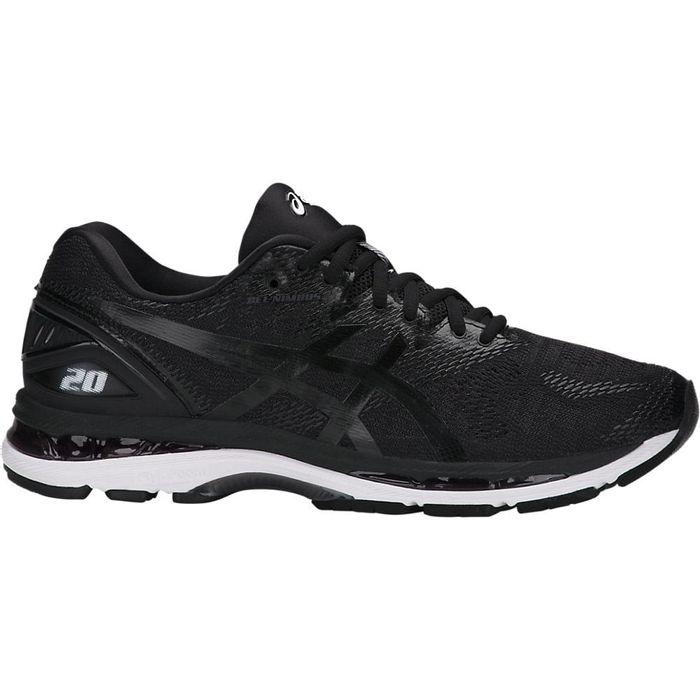 Zapatillas-Asics-GEL-Nimbus-20---Masculino---Negro-Talle-CO-44--Talle-US-12H---Color--negro