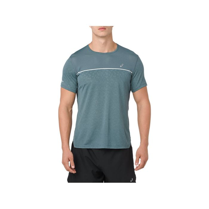Remera-Asics-Gel-Cool---Masculino---Gris