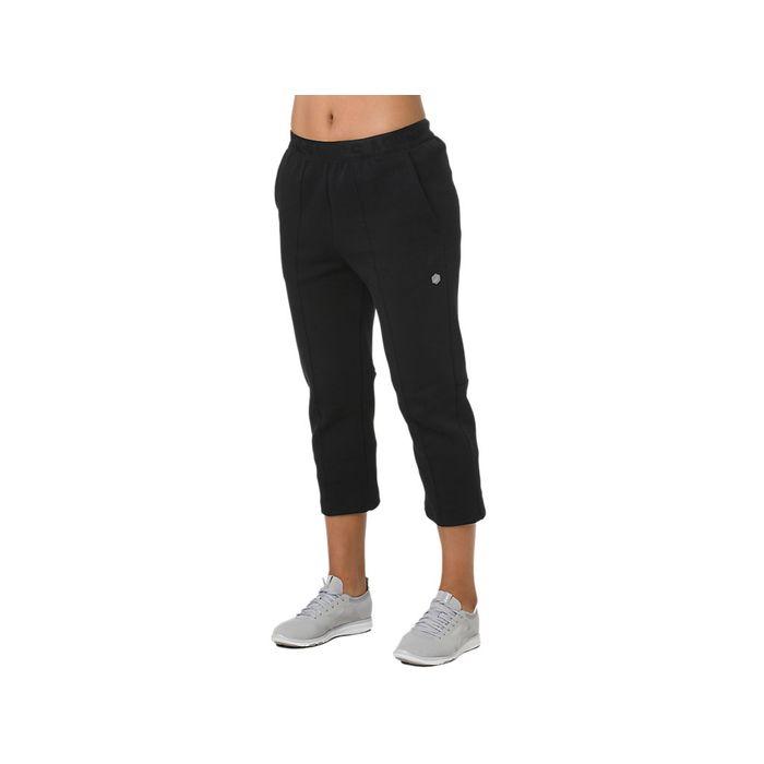 Pantalones-Asics-Capri----Femenino---Negro