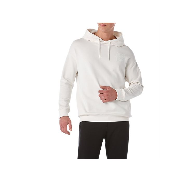 Buzo-Asics-Sweat-Po---Masculino---Natural