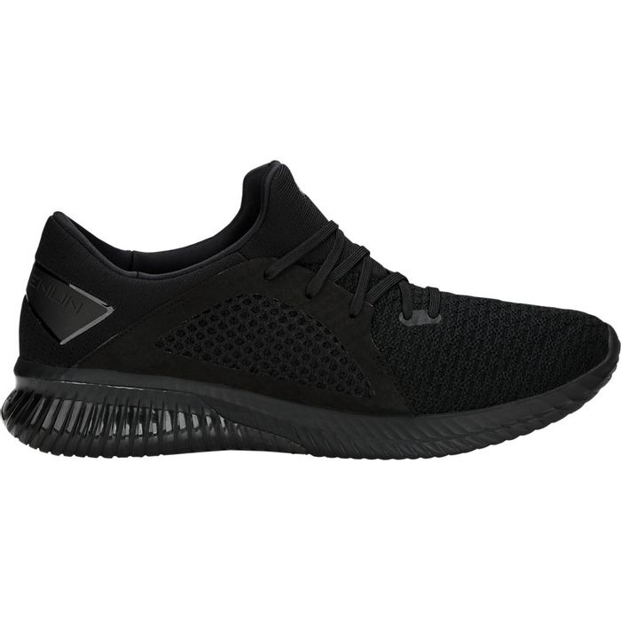Zapatillas-Asics-GEL-Kenun-Knit-MX---Masculino---Negro