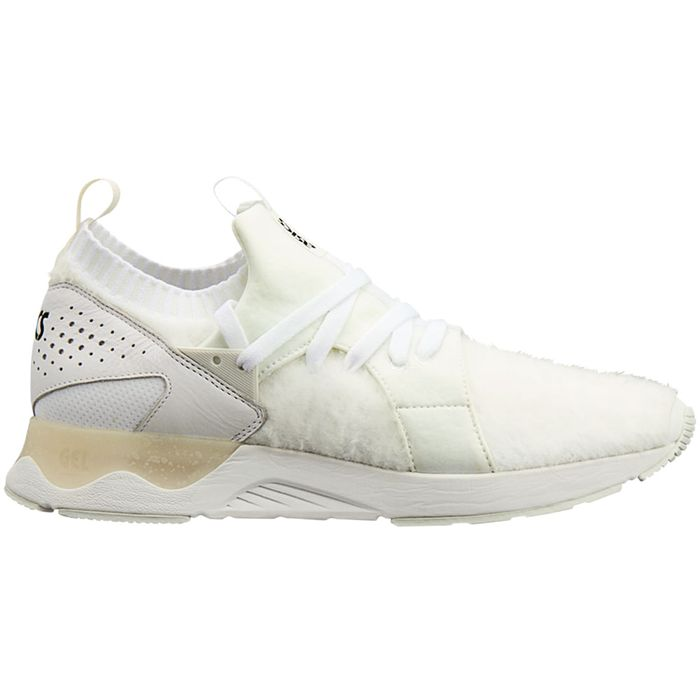 Zapatillas-Asics-Tiger-GEL-Lyte-V-Sanze-Knit---Masculino---Blanco