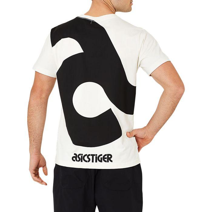 Remera-Asics-Short-Sleeve---Masculino---Beige