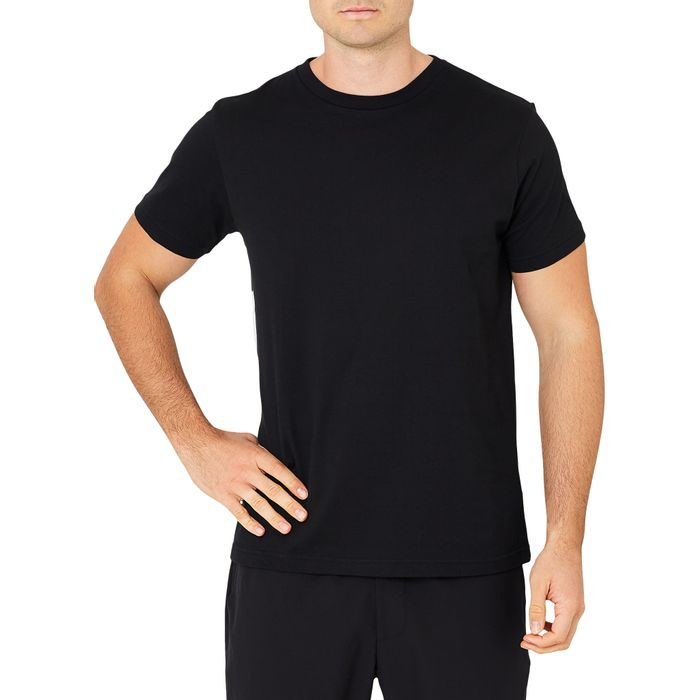 Remera-Asics-Short-Sleeve---Masculino---Negro