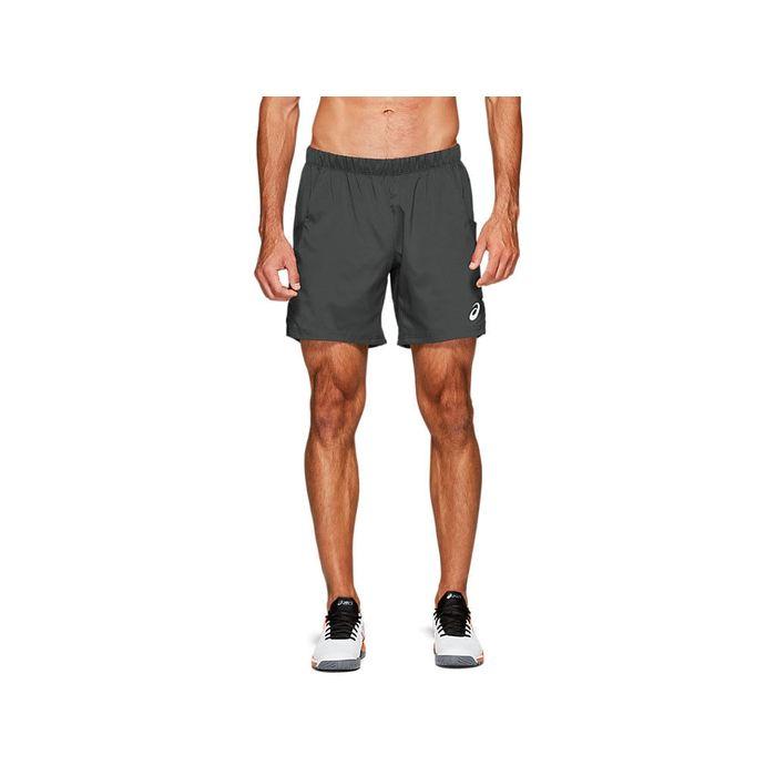short-asics-7in-elite-masculino-gris-2041a04129